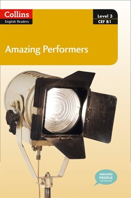 Book Collins Elt Readers/Amazing Performers (Level 1) by Collins