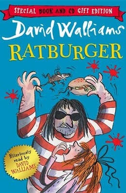 Book Ratburger (Unabridged Edition) by David Walliams