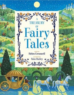 Book A Treasury of Fairy Tales by Helen Cresswell