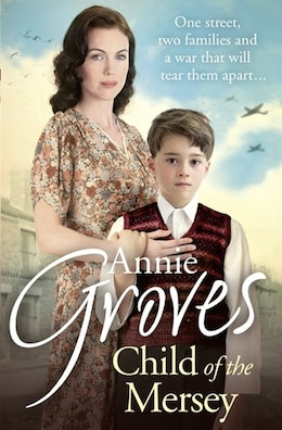 Book Child of the Mersey by Annie Groves