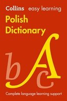 Collins Easy Learning Polish Dictionary (Second Edition)