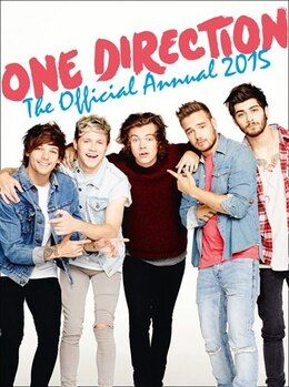 Book One Direction: The Official Annual 2015 by Direction One Direction