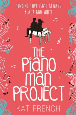 Book The Piano Man Project by Kat French