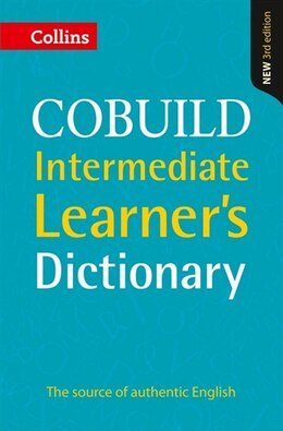 Book Collins COBUILD Intermediate Learner's Dictionary by Harpercollins