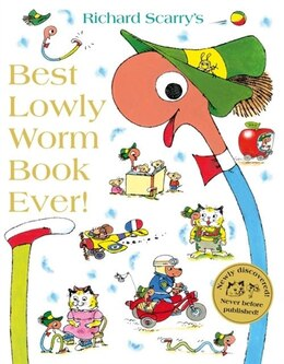 Book Best Lowly Worm Book Ever by Richard Scarry