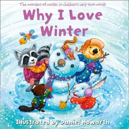 Book Why I Love Winter by Daniel Howarth
