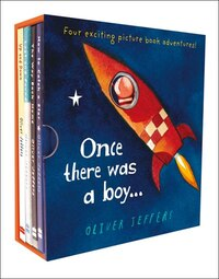 Once there was a boy.: Boxed set