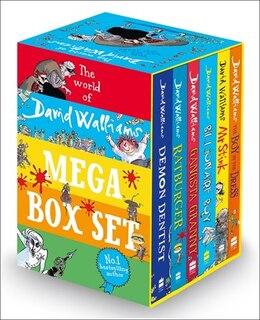 Book The World of David Walliams: Mega Box set by David Walliams