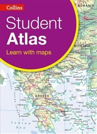 Book Collins Student Atlas (Collins Student Atlas) by Collins Maps