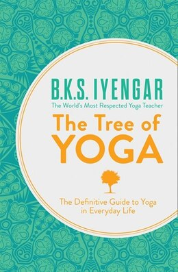 Book The Tree Of Yoga by B.k.s. Iyengar