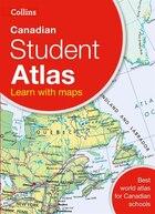 Collins Canadian Student Atlas
