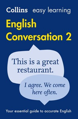 Book Easy Learning English Conversation: Book 2 (Collins Easy Learning English): Book 2 by Collins Dictionaries