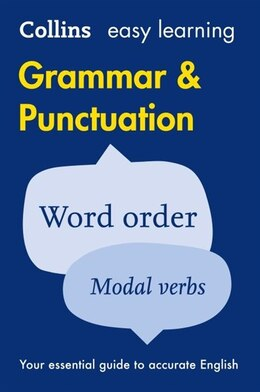 Book Easy Learning Grammar and Punctuation (Collins Easy Learning English) by Collins Dictionaries