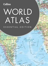 Book Collins World Atlas: Essential Edition by Collins Maps