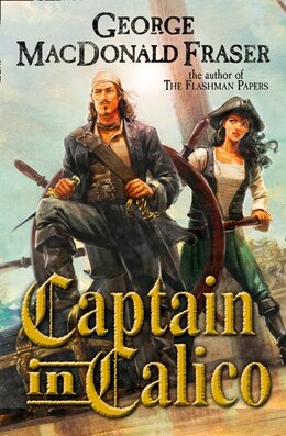 Book Captain in Calico by George Macdonald Fraser