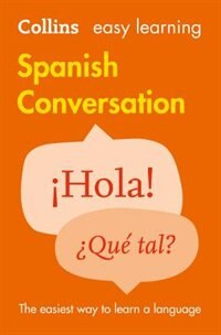 Book Collins Easy Learning Spanish/Easy Learning Spanish Conversation by Collins Dictionaries