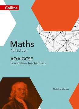 Book GCSE Maths AQA Foundation Teacher Pack (Collins GCSE Maths) by Rob Ellis
