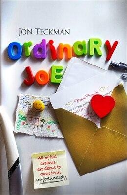 Book Ordinary Joe by Jon Teckman