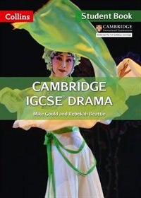 Book Cambridge IGCSE® Drama Student Book (Collins Cambridge IGCSE) by Mike Gould