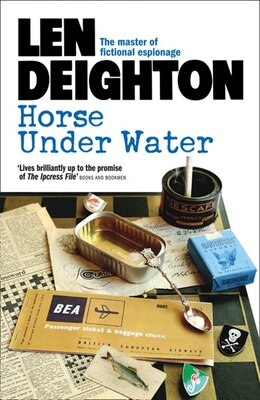Book Horse Under Water by Len Deighton