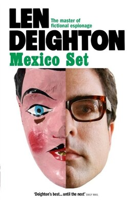 Book Mexico Set by Len Deighton