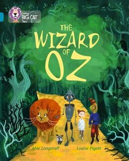 Book The Wizard Of Oz: Band 13/topaz (collins Big Cat) by Abie Longstaff