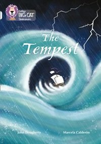 Book Collins Big Cat - The Tempest: Band 17/Diamond by John Dougherty