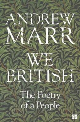 Book We British: The Poetry of a People by Andrew Marr