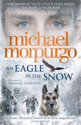 Book An Eagle in the Snow by Michael Morpurgo