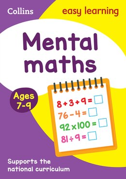Book Mental Maths Ages 7-9: New Edition (collins Easy Learning Ks2) by Collins Easy Learning