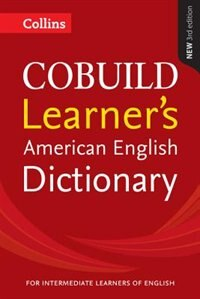 Book Collins COBUILD Learner's American English Dictionary by Collins
