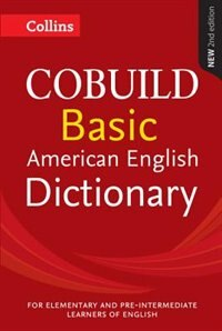 Book Collins COBUILD Basic American English Dictionary by Collins