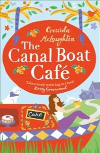 Book The Canal Boat Café by Cressida McLaughlin