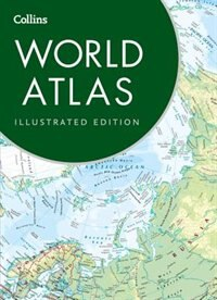 Book Collins World Atlas: Illustrated Edition: Illustrated Edition by Collins Maps