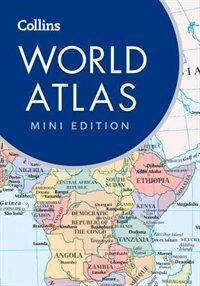 Book Collins World Atlas: Mini Edition by Collins Maps