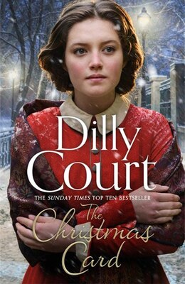 Book The Christmas Card by Dilly Court
