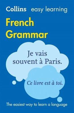 Book Easy Learning French Grammar (Collins Easy Learning French) by Collins Dictionaries