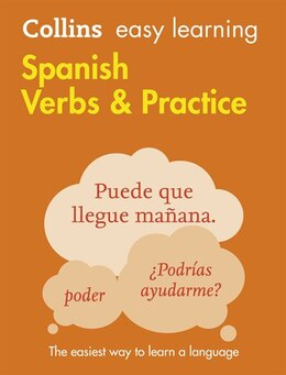 Book Easy Learning Spanish Verbs and Practice (Collins Easy Learning Spanish) by Collins Dictionaries