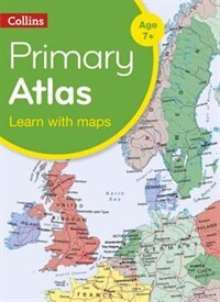 Book Collins Primary Atlas (Collins Primary Atlases) by Collins Maps