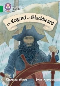 Book The Legend Of Blackbeard: Band 15/emerald (collins Big Cat) by Thomas Bloor