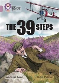 Book The 39 Steps: Band 18/pearl (collins Big Cat) by Andrew Lane