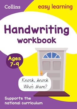 Book Collins Easy Learning Ks2 - Handwriting Workbook Ages 7-9: New Edition by Collins Easy Learning