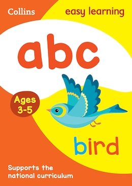 Book ABC Ages 3-5: New Edition (Collins Easy Learning Preschool) by Collins Easy Learning