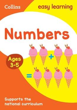 Book Collins Easy Learning Preschool - Numbers Ages 3-5: New Edition by Collins Easy Learning