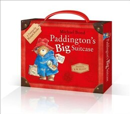 Book Paddington's Big Suitcase by Michael Bond