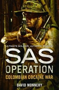 Book Colombian Cocaine War (SAS Operation) by David Monnery