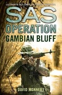 Book Gambian Bluff (SAS Operation) by David Monnery
