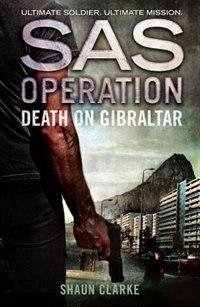 Book Death on Gibraltar (SAS Operation) by Shaun Clarke