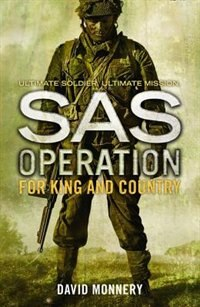 Book For King and Country (SAS Operation) by David Monnery