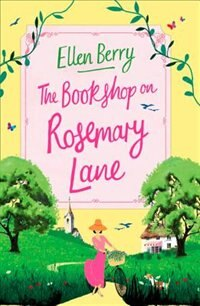 Book The Bookshop on Rosemary Lane by Ellen Berry